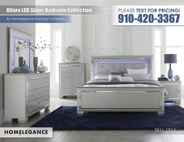 Allura Silver Bedroom_Homelegance_19161