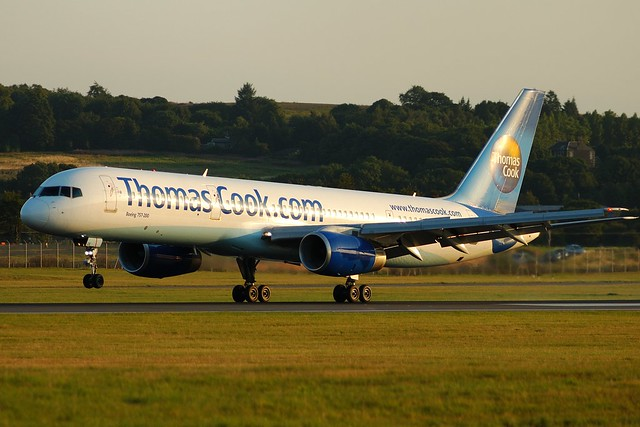 G-JMCE Thomas Cook Airlines