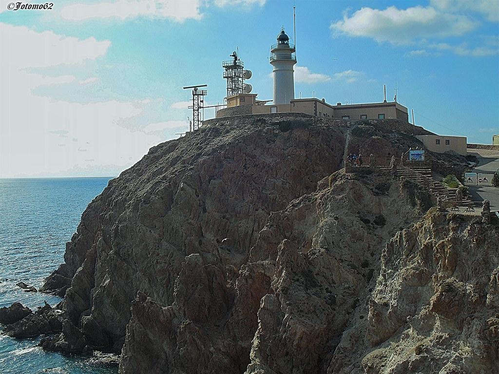 Faro de Cabo de Gata