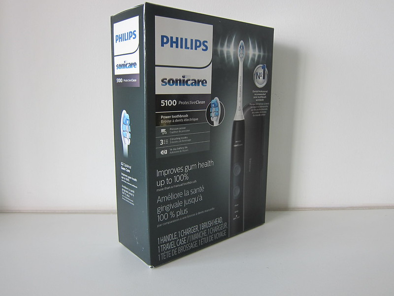 Philips Sonicare ProtectiveClean 5100 - Box