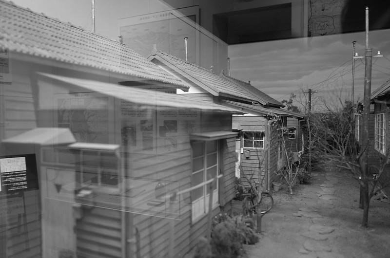 22Ricoh GR2西池袋IKEBiz豊島区立郷土資料館池袋モンパルナスアトリエ村模型