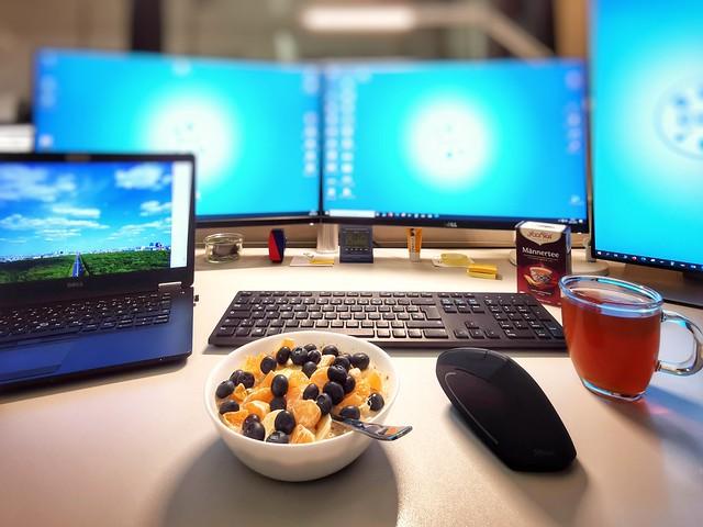 Männerfrühstück 😉