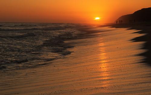 canon eos7d slr laketyersbeach surf waves water sea ocean dusk sunset beach victoria australia sun sand