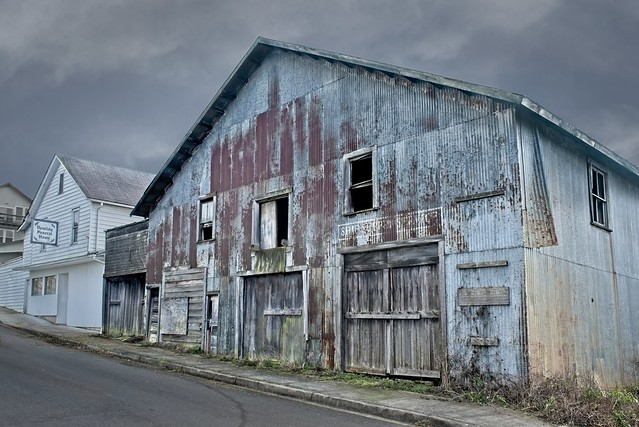Abandoned Dock Storage 2619 A
