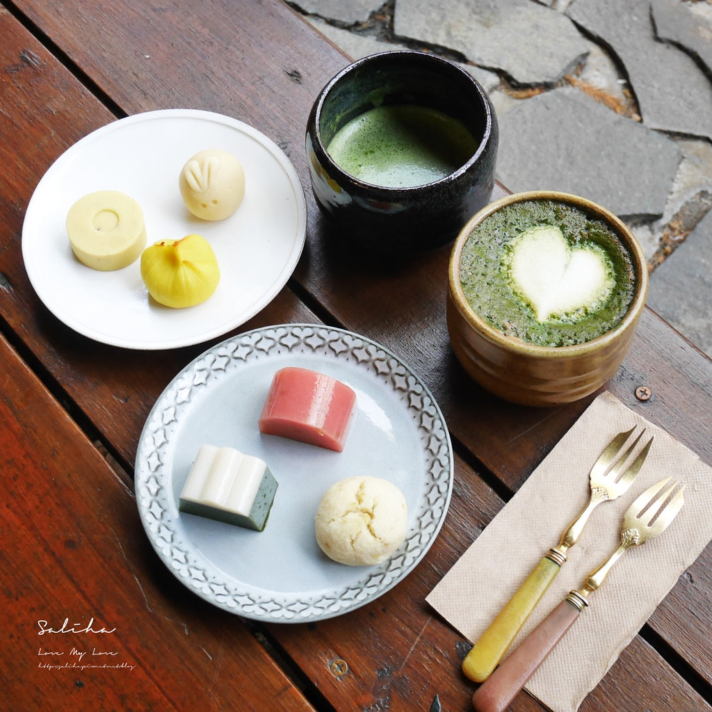 台北內湖甜點推薦珍珠菓子IG美食好拍碧湖公園日式茶屋737商圈附近下午茶