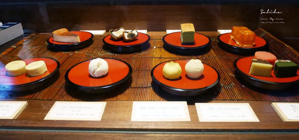 台北內湖美食推薦文德站碧湖公園附近咖啡廳下午茶珍珠菓子日式和果子點心甜點下午茶 (1)