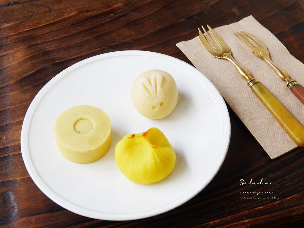 台北內湖珍珠菓子喫茶屋碧湖公園日式茶屋下午茶推薦點心和菓子 (3)