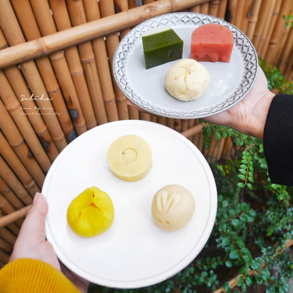 台北內湖ig美食咖啡廳下午茶推薦珍珠菓子氣氛好浪漫優雅日式茶屋碧湖公園附近文德站 (2)