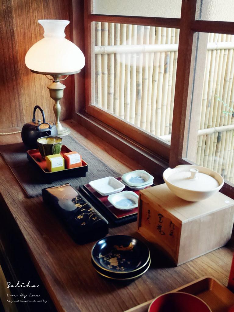 台北ig咖啡廳內湖區下午茶推薦珍珠菓子日式茶屋和果子點心甜典抹茶碧湖公園 (2)