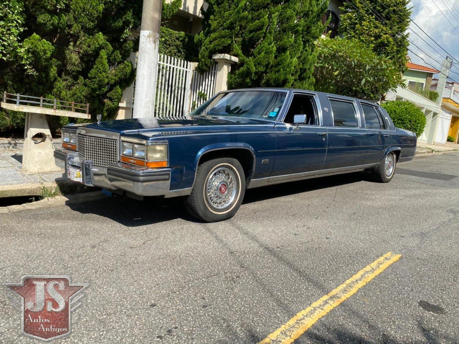 Cadillac 1988 Limousine