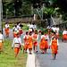 Sortie d'école - Tonga