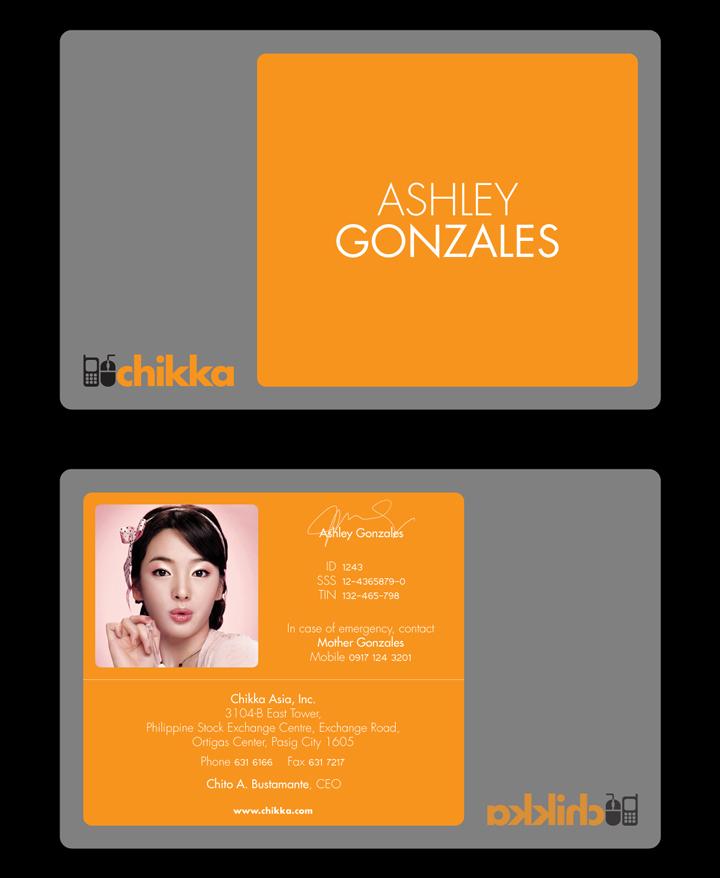 Chikka Asia ID Study