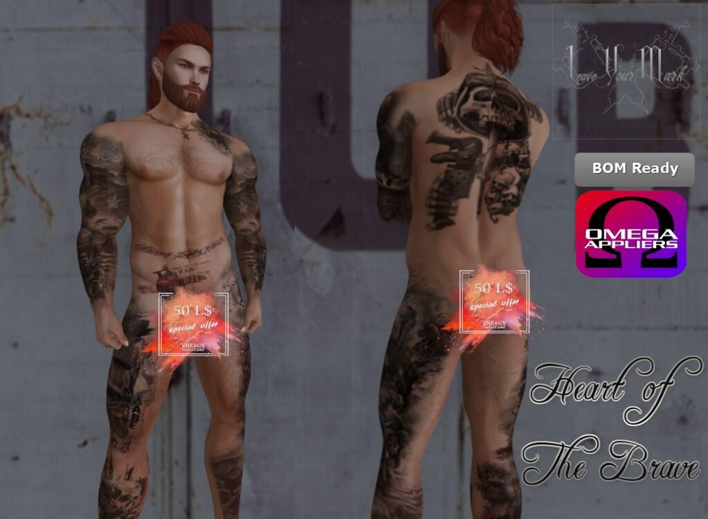 LYM – Heart Of The BraveEnergy