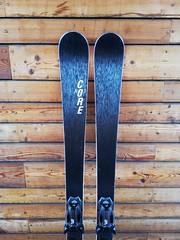 Švýcarské lyže CORE N3, 164cm, 2019 - titulní fotka