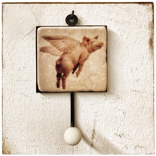 #flying #pig #marble #marmor
