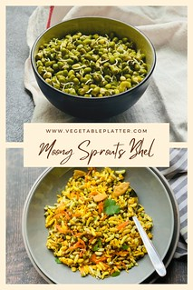 Moong Sprouts Bhel | by Deesha_Dee