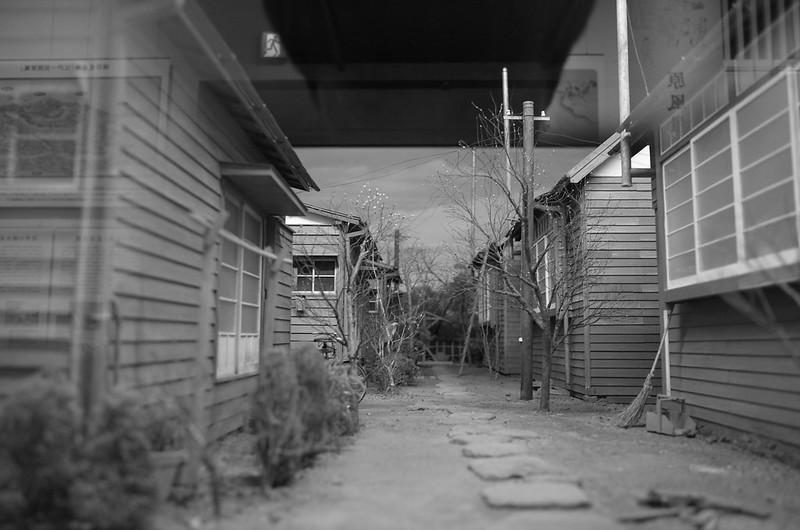 20Ricoh GR2西池袋IKEBiz豊島区立郷土資料館池袋モンパルナスアトリエ村模型