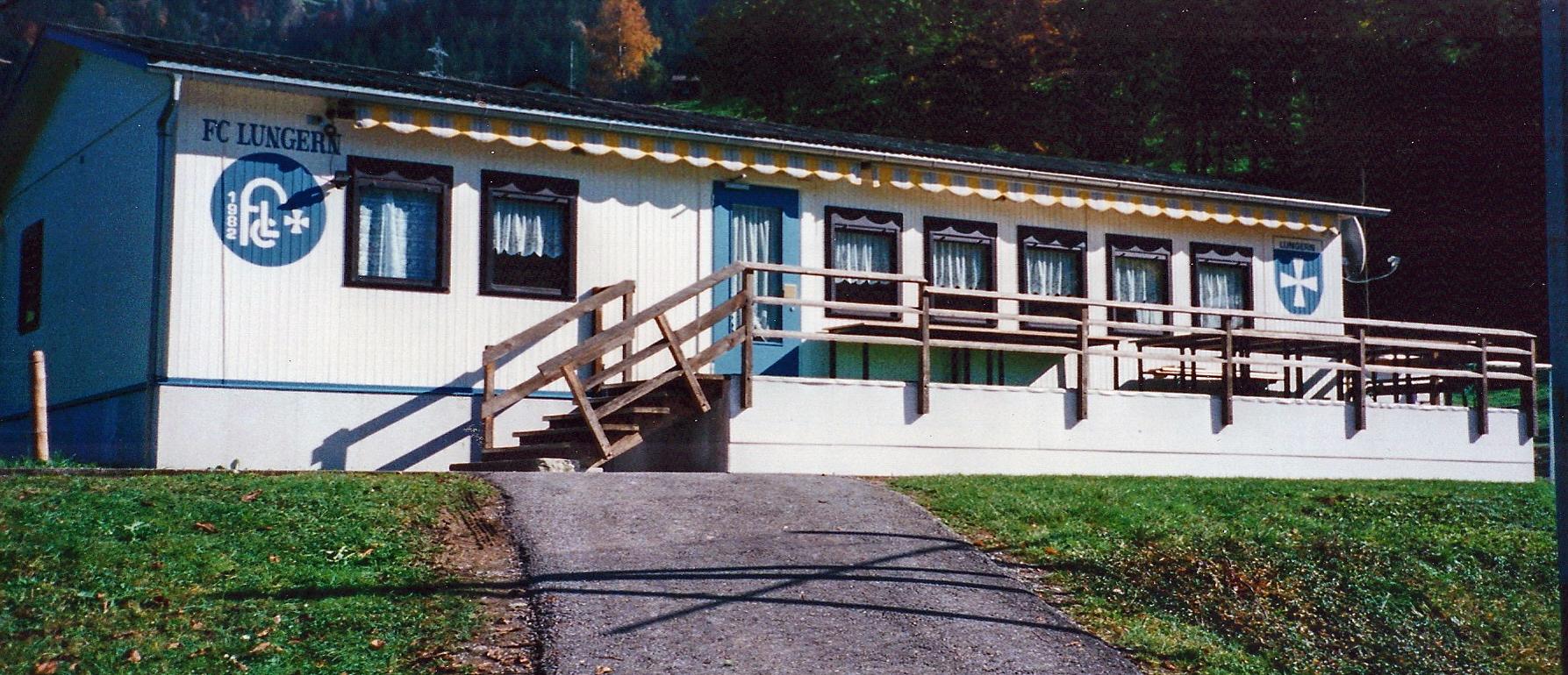2000 – Clubhaus