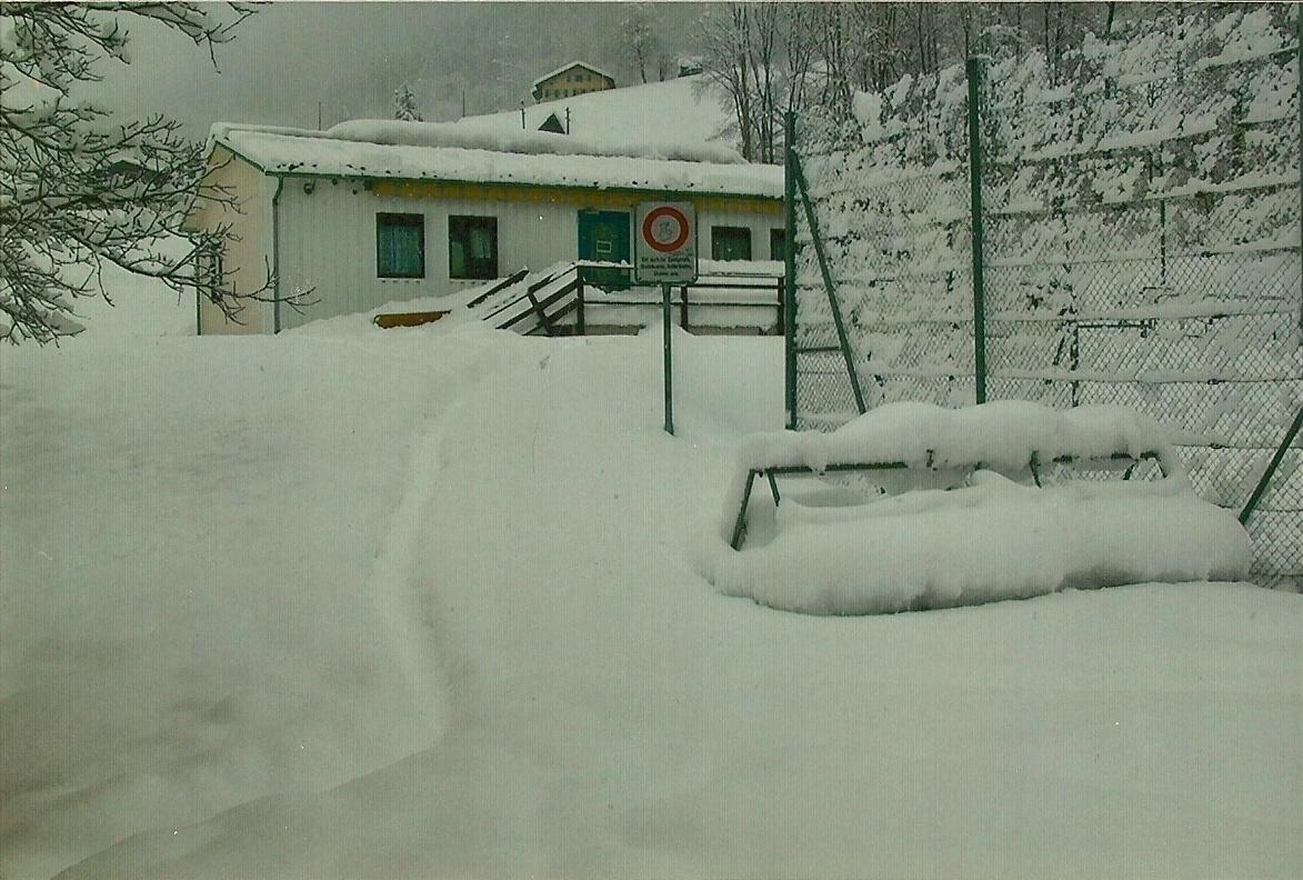 2004 – Schnee Meisterschaftsstart Frühling