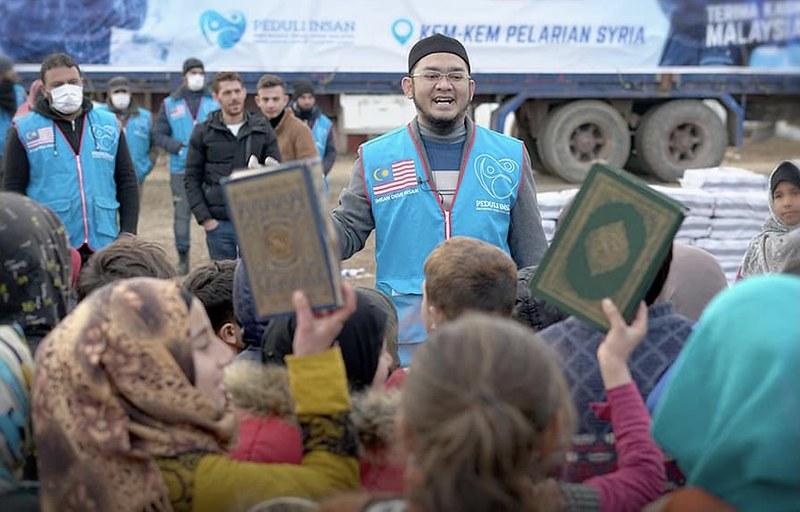 Hazamin Inteam Misi SYRIA