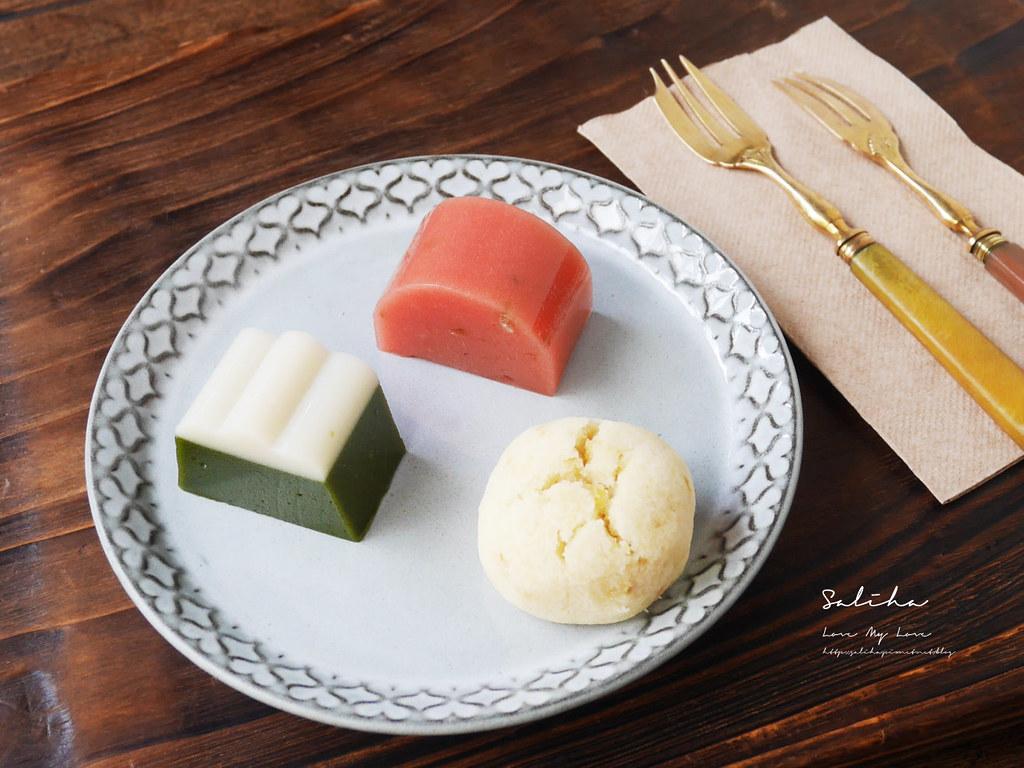 台北內湖珍珠菓子喫茶屋碧湖公園日式茶屋下午茶推薦點心和菓子 (4)