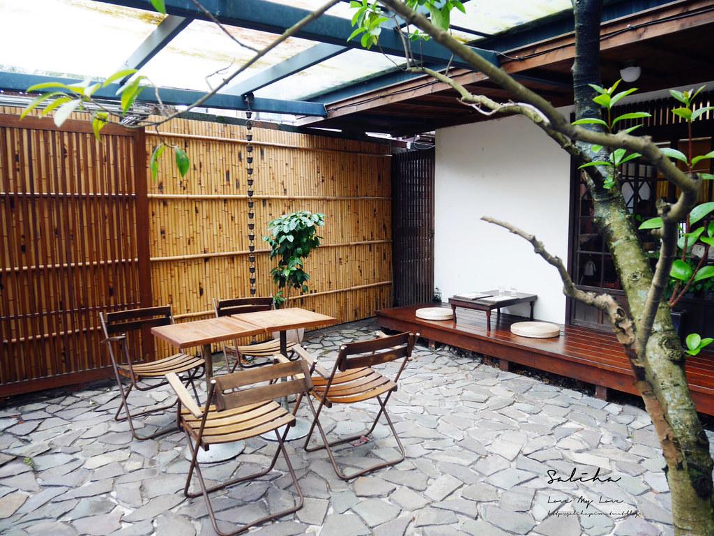 台北內湖珍珠菓子喫茶屋碧湖公園日式茶屋下午茶推薦點心和菓子 (2)
