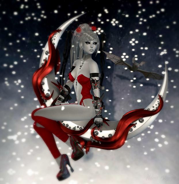 Helena Stringer - SL Syndicate - Midnight Order - Moonchild