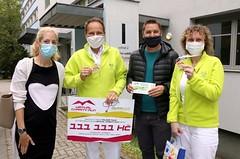 Virtual Charity Run opět pomůže ústeckým zdravotníkům