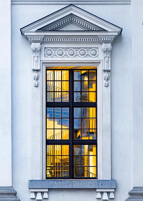 Blue Hour Window