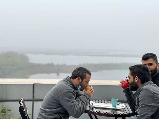 City Hangout - Cafe Karvaan, Abul Fazal Part 1