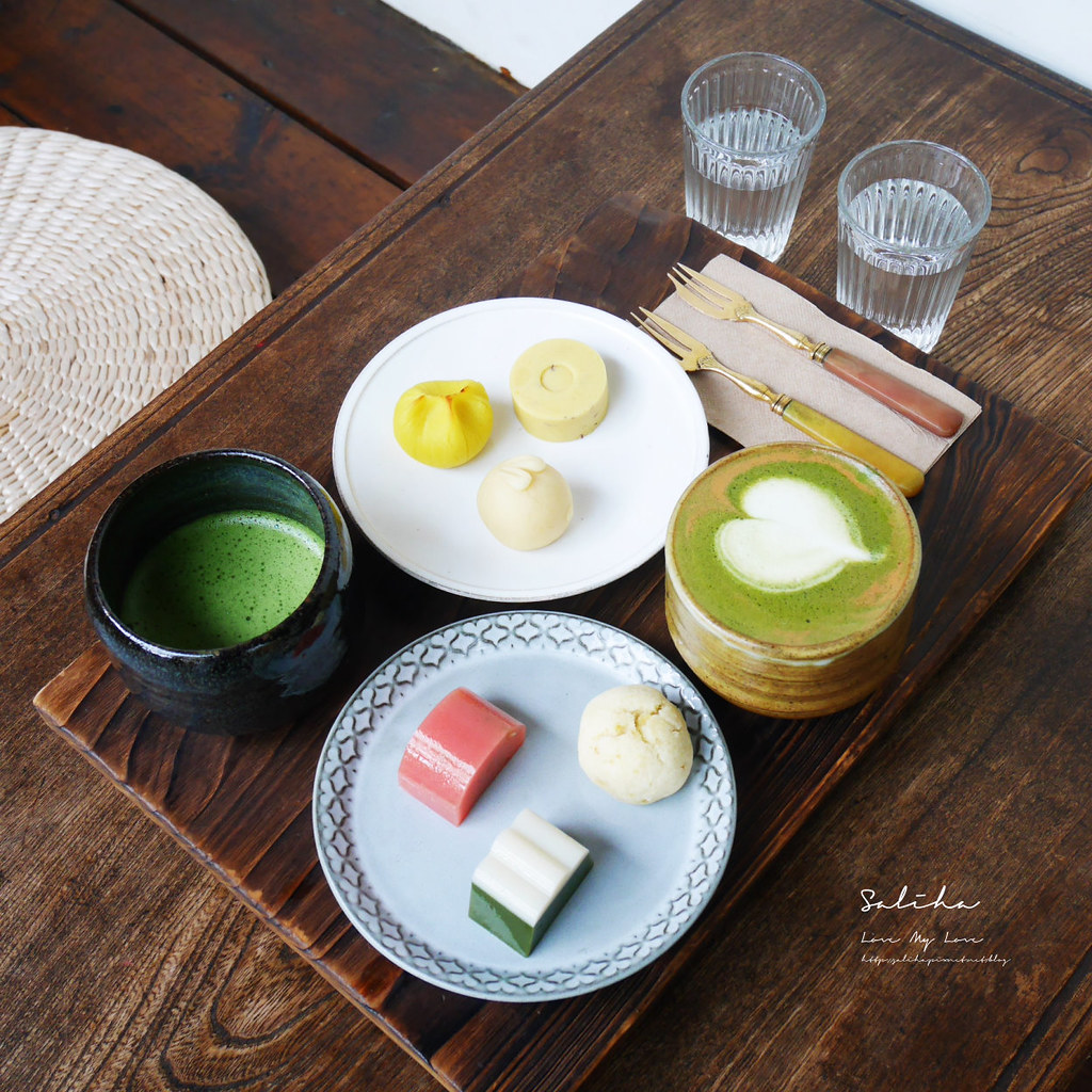 台北內湖甜點下午茶推薦珍珠菓子日式茶屋日式咖啡廳氣氛好浪漫碧湖公園