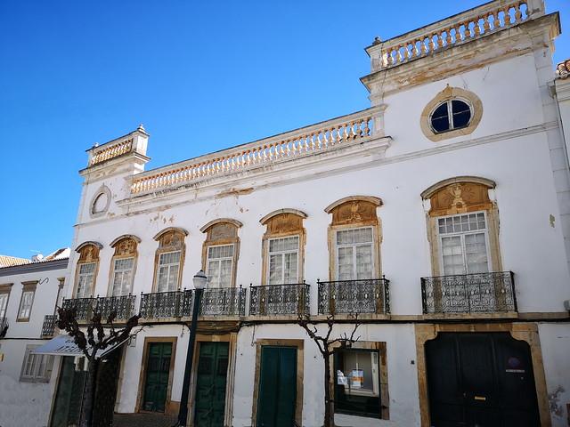 edificio o casa antigua de Tavira Algarve Portugal 03