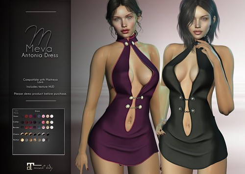 Meva Antonia Dress Vendor