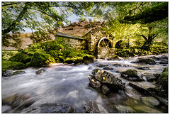 Borrowdale Mill, Brrowdale, Lake District - Explore No.59 - 30.01.2020