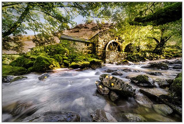 Borrowdale Mill, Brrowdale, Lake District - Explore No.59 - 30.01.2020