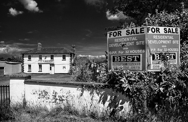 Annaghmore Station, Co Armagh, (2008)
