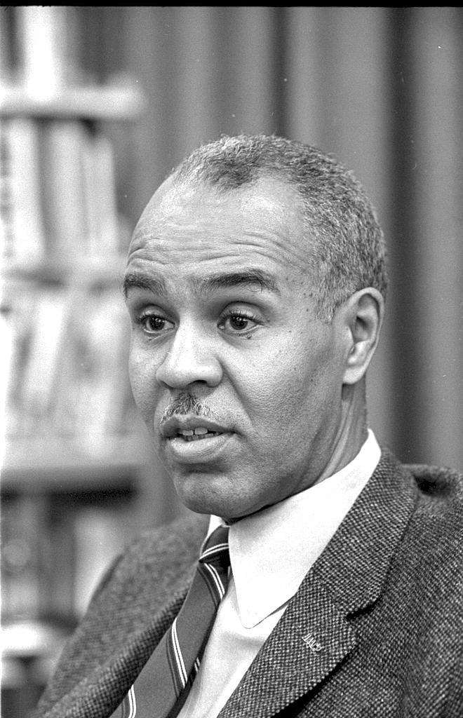 Interview: Roy Wilkins, Executive Secretary of the NAACP (LOC)