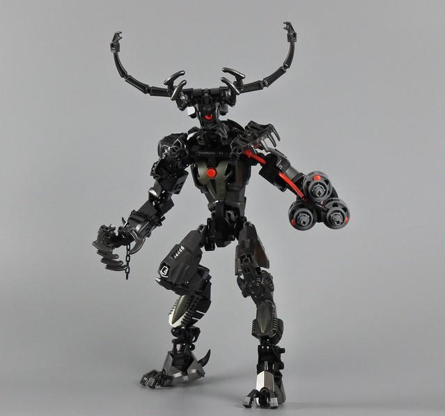 Destruction Robot 'Hakaiser'