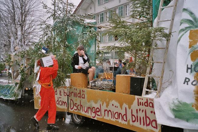 Best-of Fasnachtsumzug 2004-2012