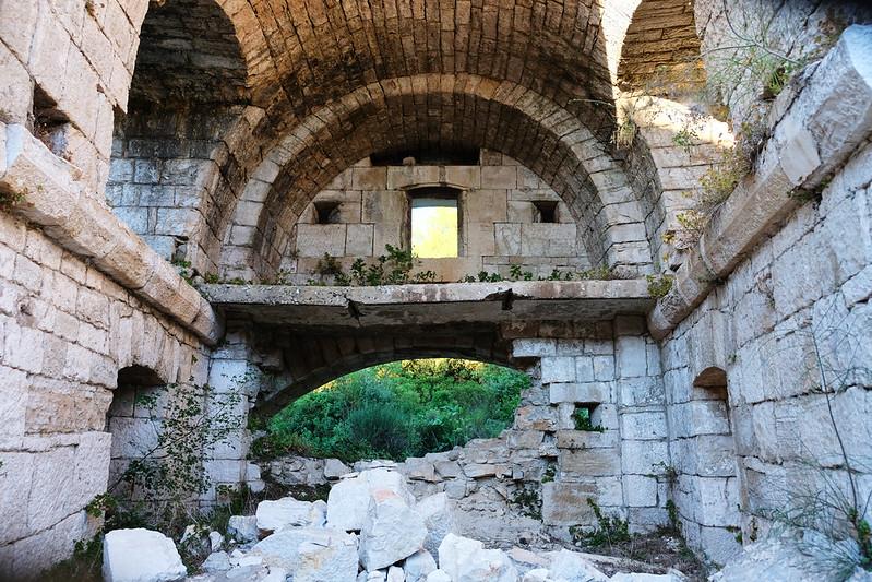 Fort Monte Grosso, Stinjan, Istria, Croatia