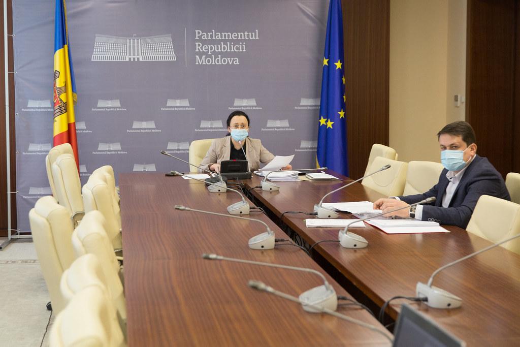 28.03.2021 Audieri publice, organizate de Comisia de anchetă pentru elucidarea tuturor circumstanțelor care au dus la spălarea banilor în proporții deosebit de mari prin intermediul judecătoriilor și al instituțiilor financiar-bancare din Republica Moldov