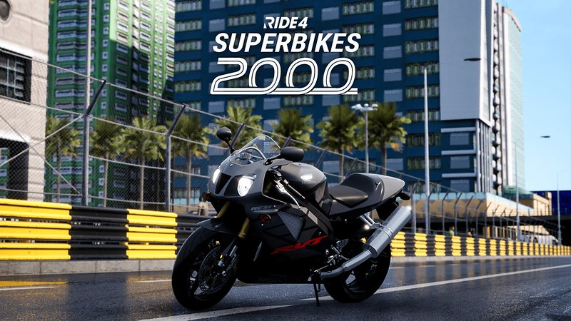Ride 4 Superbikes 2000 DLC