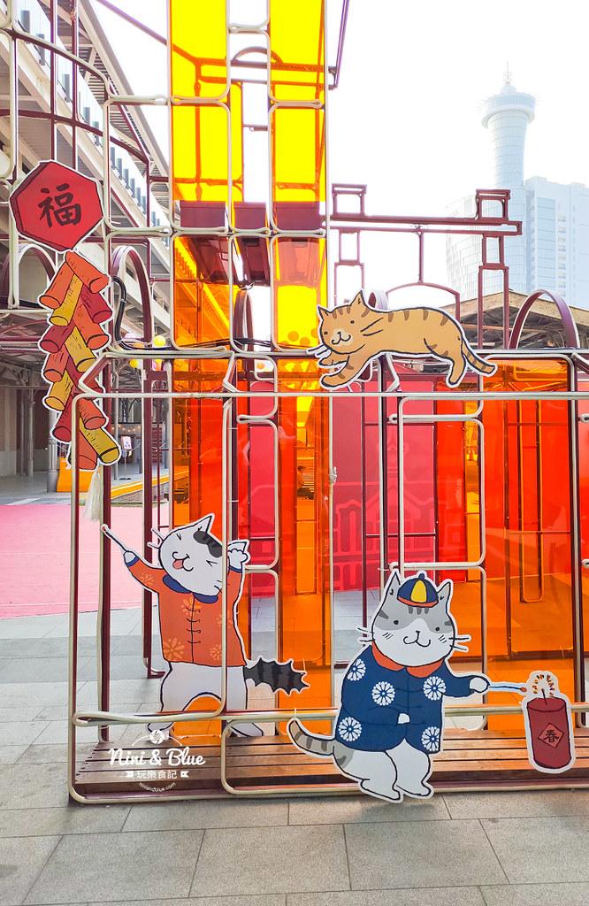 鐵道躲貓貓.台中火車站10