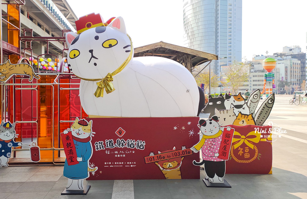 鐵道躲貓貓.台中火車站08