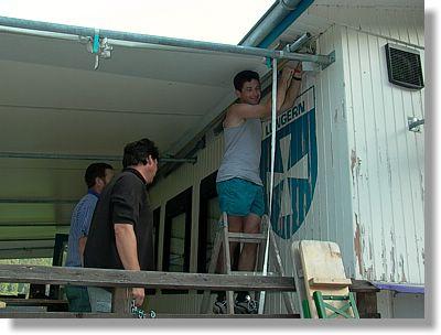 2003 – Fassadenrenovation