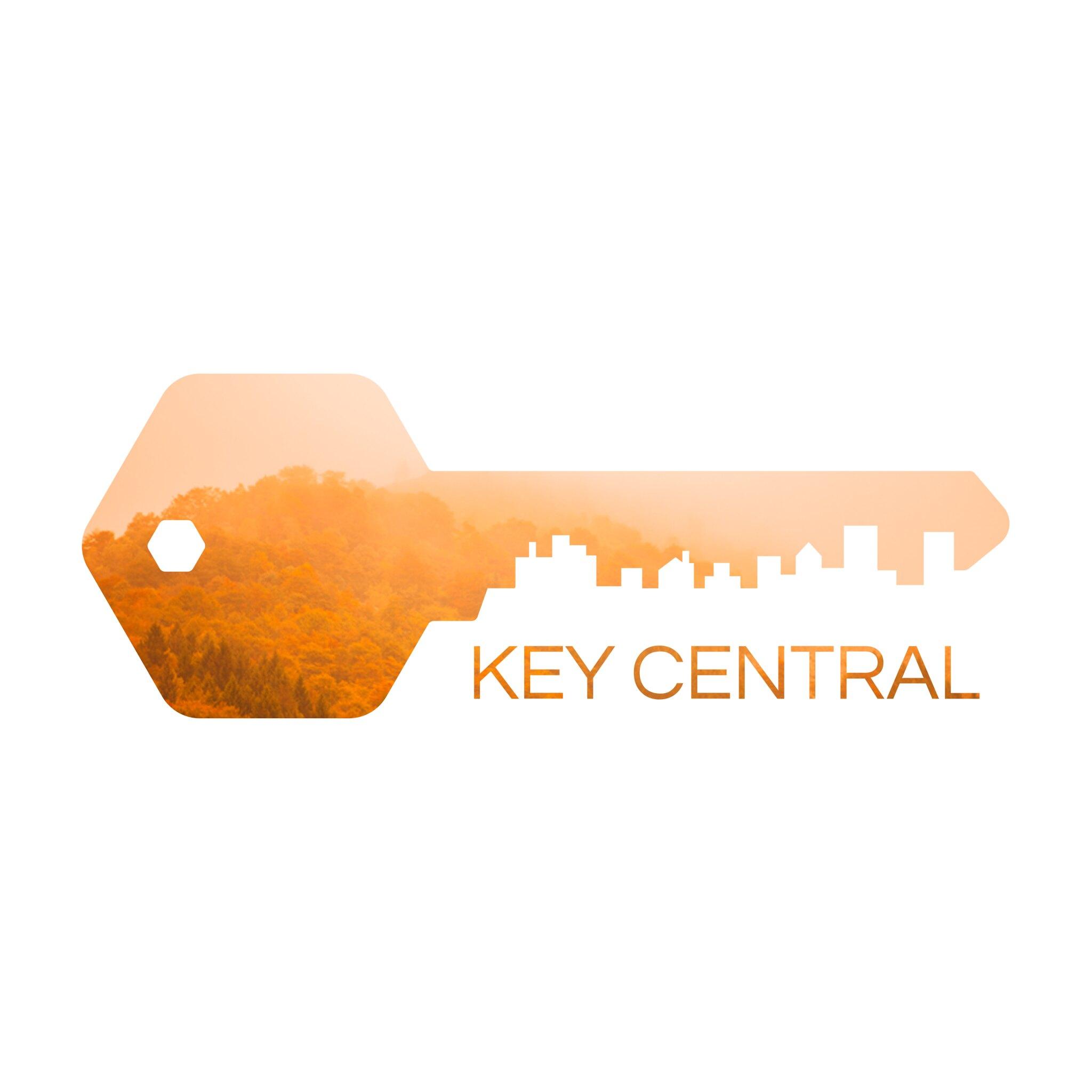 Key Central - Logo - Image Mask