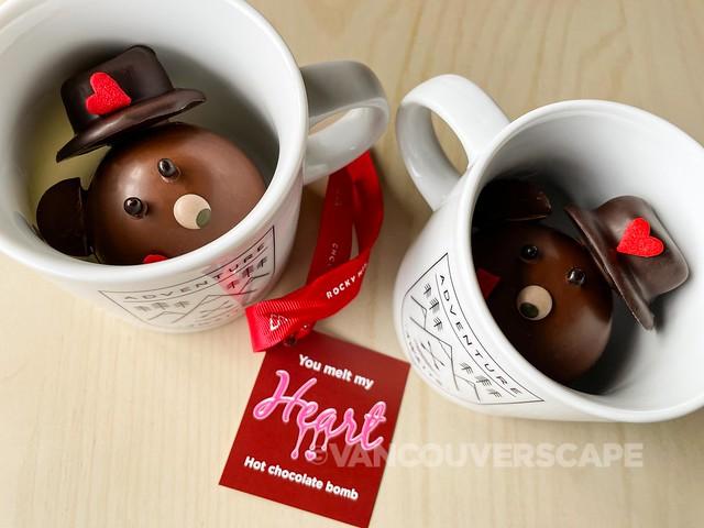 Rocky Mountain Valentine's Day Chocolate