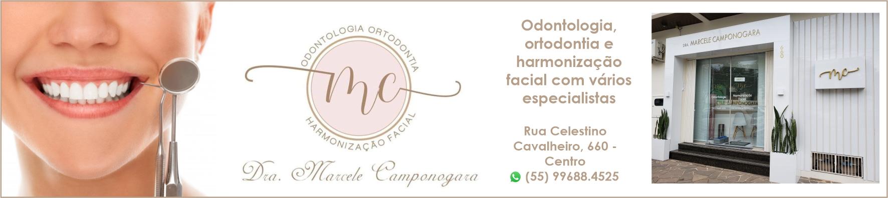 Dra. Marcele Camponogara - em novo endereço em São Gabriel