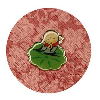 Zenkyu Happy Green Pin