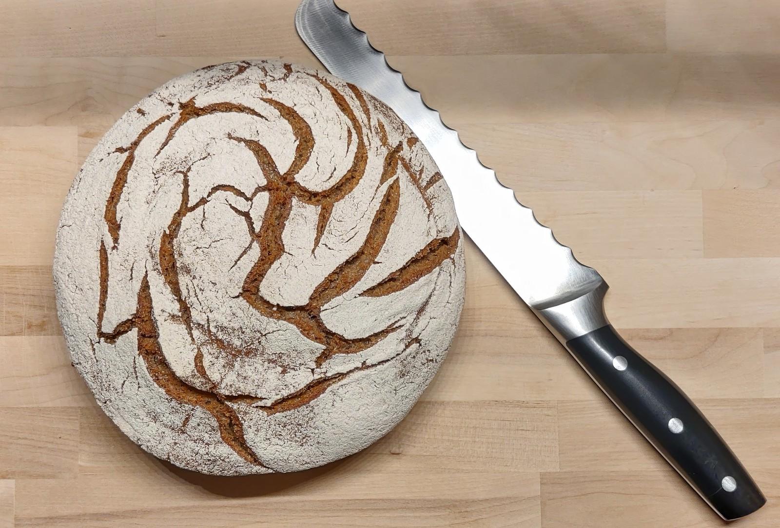 (Update 01.2021: noch immer eines unserer liebsten Brote